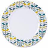 Kampa Dometic Flora Dinner Plate