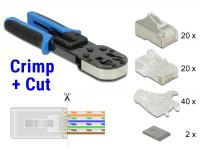 Delock Crimp&Cut Zangen Set