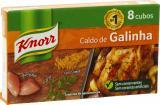 Caldo Galinha - Hühnerbouillon