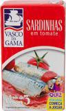 Sardinhas em tomate- in Tomatensauce