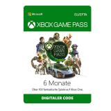 Microsoft Xbox Game Pass 6 Monate