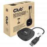 Club 3D, MST Hub DisplayPort 1.4, 4K60Hz