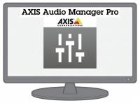 AXIS Audio Manager Pro ESD Lizenz