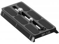 Sirui Schnellwechselplatte BP-125