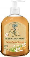 Le Petit Olivier Savon Liquide Oranger