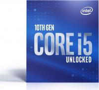 CPU Intel Six Core i5-10600K/4100 Comet