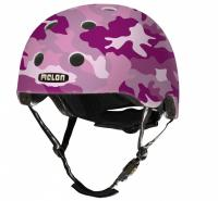 Melon Helm Camouflage Pink