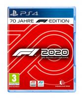 F1 2020 70 Jahre F1 Edition, PS4