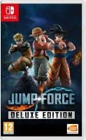 Jump Force: Deluxe Edition, Switch