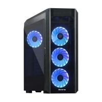 Chieftec Midi Tower Scorpion 3,schwarz o.NT