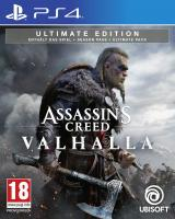 Assassins Creed Valhalla Ultimate Ed, PS4