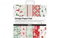 Creativ Company Design-Papier Weihnachten