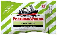 Fishermans Friend Cinnamon