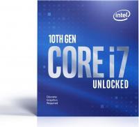 CPU Intel Eight Core i7-10700F/2900 Comet