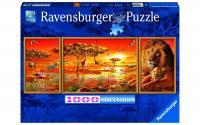 Puzzle Afrikanische Impressionen