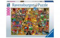 Puzzle Awesome Alphabet A