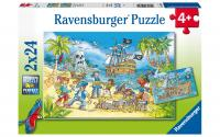 Puzzle AT Piraten