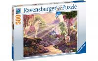 Puzzle Märchenhafte Flussidylle