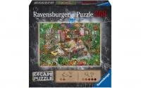 Puzzle Escape The Green House