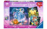 Puzzle DPR:Schneewittchen,Aschenp