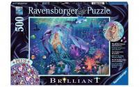 Puzzle Bezaubernde Meerjungfrau