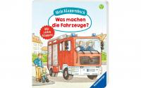 Rupp, Mein Klappenbuch: Fahrzeuge