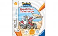 Tiptoi Pocket Wissen: Baust.-Fahrzeuge