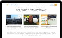 CamStreamer CamOverlay App