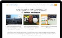 CamStreamer CamOverlay App Support