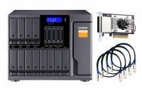 QNAP Desktop SATA 6Gbps JBOD Gehäuse