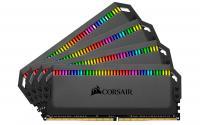 Corsair DDR4 Dom. Plat. RGB LED 128GB 4-Kit