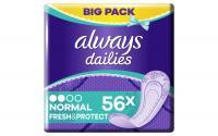Always Fresh & Protect Normal Slipeinlagen