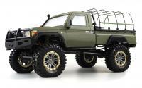 RCX10BS Scale Crawler Militär
