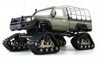 RCX10BTS Scale Crawler Militär