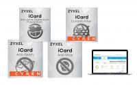 Zyxel iCard Bitdefender/SecuReporter Premiu