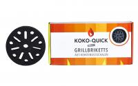 Mc Brikett Kokosnussbriketts KOKO-Quick