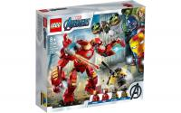 Lego Marvel Iron Man Hulkbuster