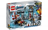 Lego Marvel Iron Mans Arsenal