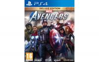 Marvel's Avengers Deluxe Edition, PS4