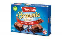 Mini Brownie Schokostückchen