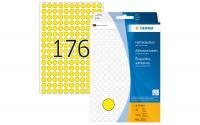 Herma Vielzwecketiketten 2211 gelb