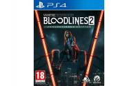 Vampire: The Masquerade Bloodlines 2, PS4