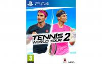 Tennis World Tour 2, PS4