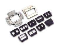 LWL Dose inkl. Adapterplatten, beige