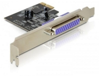 Delock 89219 PCI Express zu 1 x Parallel