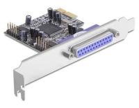 Delock 89129 PCI Express 2xSeriell 1xParale