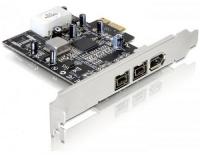 Delock 89153 PCI Express Karte FireWire A/B