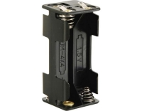 Velleman BH443D Batteriehalter 4x AAA