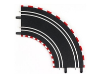 Carrera Slotcar Kurve 90° für Go