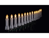 STT Lichterkette Led candle light 15, 11.2m